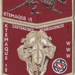 Ktemaque Lodge #15 2015 Trader Set S64 X35