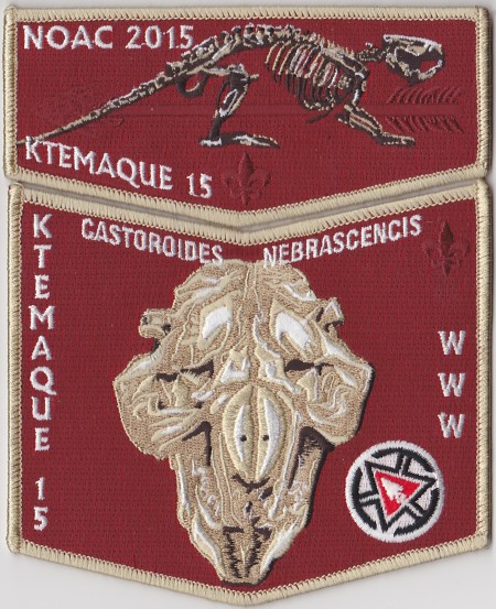 Ktemaque Lodge #15 2015 Fundraiser Set S64 X35