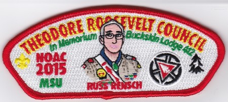 Buckskin Lodge #412 2015 NOAC OA Centennial CSP X29