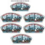 GNYC Freedom Tower CSP Sets White Border and Limited SMY Border sets