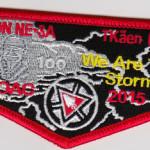 Tkaen DoD Lodge #30 Section NE 3A 2015 NOAC Flap S34