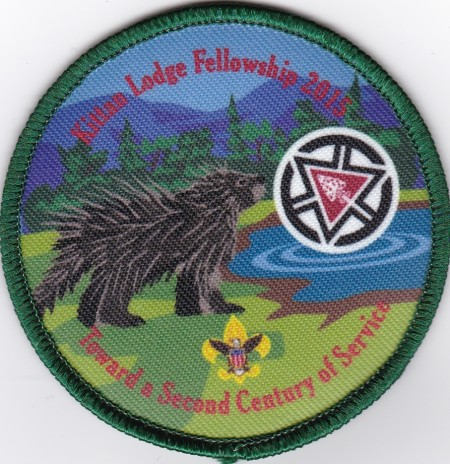Kittan Lodge #364 2015 Fellowship eR2015