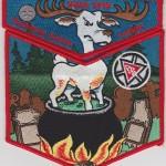 Tschipey Achtu Lodge #95 2015 NOAC Trader Set1 S19 X11