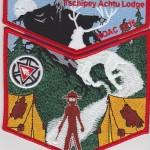 Tschipey Achtu Lodge #95 2015 NOAC Trader Set 2 S20 X12