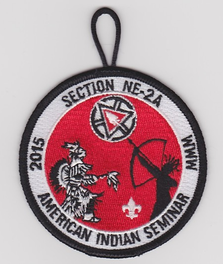 Section NE-2A 2015 American Indian Seminar