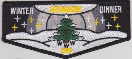 Otahnagon Lodge #172 2016 Winter Dinner Flap eS2016