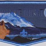 Lowanne Nimat Lodge #219 100th Anniversary Four Season Set Winter Flap S24