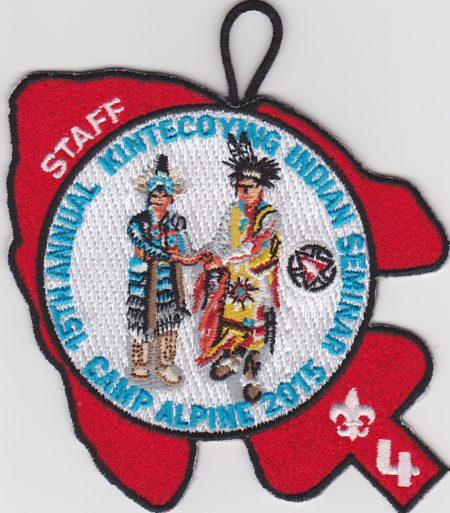 Kintecoying Lodge #4 15th Annual Indian Seminar Participant 4eA2015-5