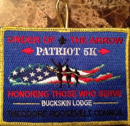 Buckskin Lodge #412 Patriot 5K eX2016-1