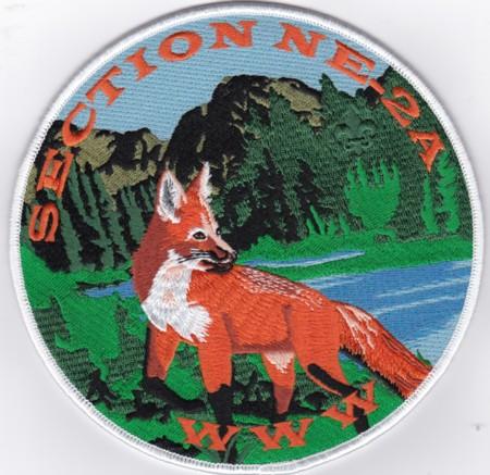 Section NE-2A 2014? Jacket Patch
