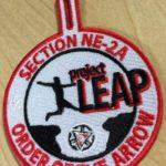 Section NE-2A 2015 Project Leap Participant Patch