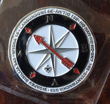 NE-4 2015 Conclave Coin Obverse
