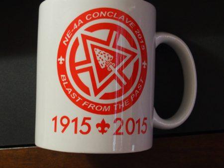 Section NE-4A 2015 Conclave Mug