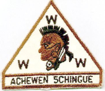 Achewen Schingue Chapter Patch
