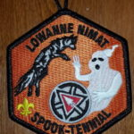 Lowanne Nimat Lodge #219 2015 Spook-tennial  eX2015-2