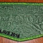 Ho-De-No-Sau-Nee Lodge #159 2016 NE-3A Conclave S63