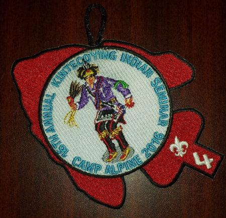 Kintecoying Lodge #4 16th Annual Indian Seminar White 4eA2016-1