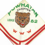 Look Back – Man-A-Hattin Lodge #82 Powhatan Chapter Neckerchief