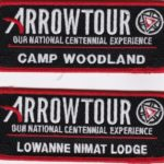 Lowanne Nimat Lodge #219 Arrowtour 2015