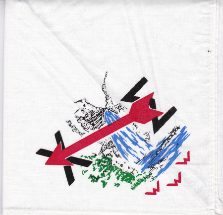 Chi Sigma Lodge #546 Neckerchief N0.5