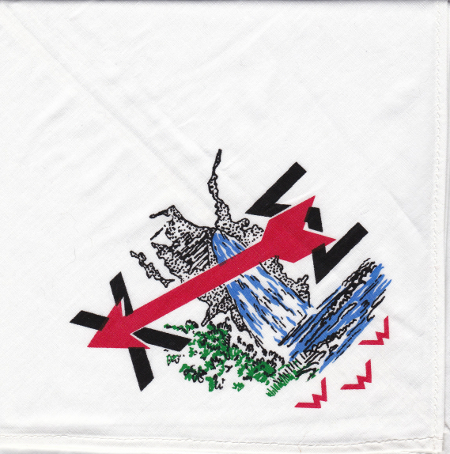 Chi Sigma Lodge #546 Neckerchief N1