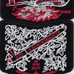 Ashokwahta Lodge #339 2017 National Jamboree Set F1/X5