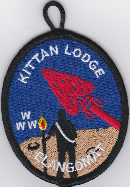 Kittan Lodge #364 Elangomat Patch X25