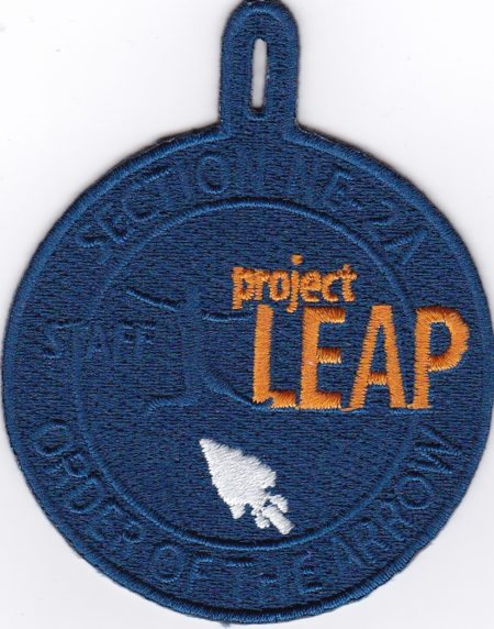 Section NE-2A 2017 Project LEAP Staff Patch