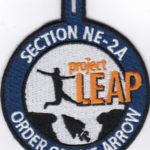 Section NE-2A 2017 Project LEAP Pocket Patches