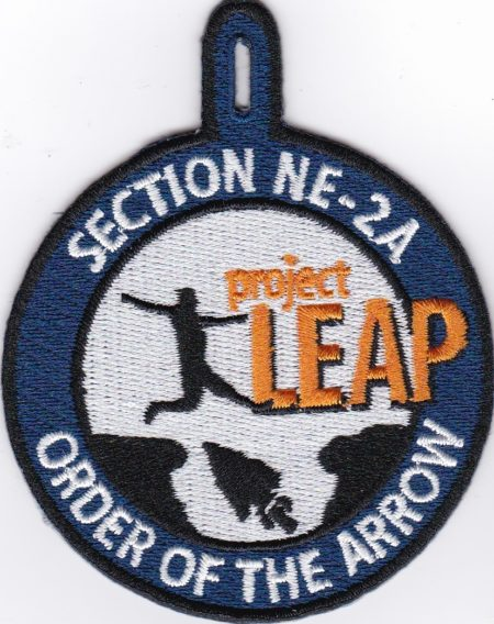 Section NE-2A 2017 Project LEAP Participant Patch