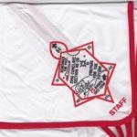 Section NE-2B 1990 Conclave Staff Neckerchief