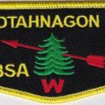 Otahnagon Lodge #172 New Regular Issue Flap 2017