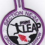 Section NE-2A 2018 Project LEAP Participant Pocket Patch