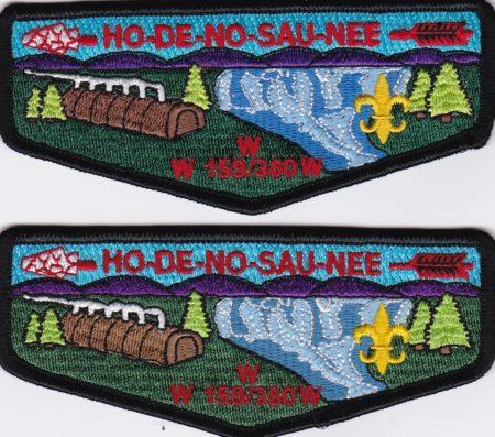Ho-De-No-Sau-Nee Lodge #159 S35 MVE