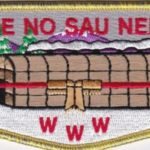 Ho-De-No-Sau-Nee Lodge #159 50th Anniversary LEC Issue S70