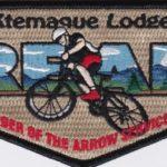 Ktemaque Lodge #15 2015 OA Service Grant Flap S70