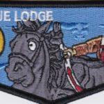 Ktemaque Lodge #15 2017 National Jamboree  Flap S71