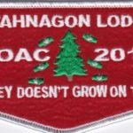 Otahnagon Lodge #172 2018 NOAC Fundraiser F7