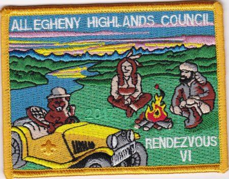 Ho-Nan-Ne-Ho-Ont Lodge #165 2017 Rendezvous X19
