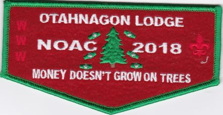 Otahnagon Lodge #172 2018 NOAC Fundraiser F8