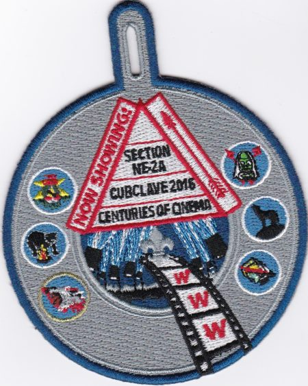 Section NE-2A 2016 Conclave Cubclave Patch