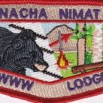 Nacha Nimat Lodge #86 Centennial Set Flap S56