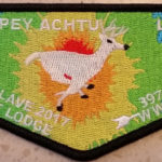 Tschipey Achtu Lodge #(95) 2017 Conclave Host S27