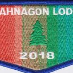 Otahnagon Lodge #172 2018 Flap S45