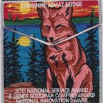 Lowanne Nimat Lodge #219 Lodge Achievement Set S32 X14