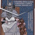 Lowanne Nimat Lodge #219 2017 Jamboree Set S35 X19 – Odin