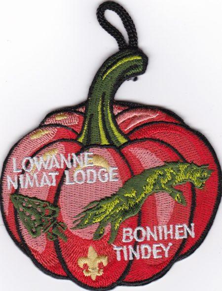 Lowanne Nimat Lodge #219 Bonihen Tindey eX2017-2