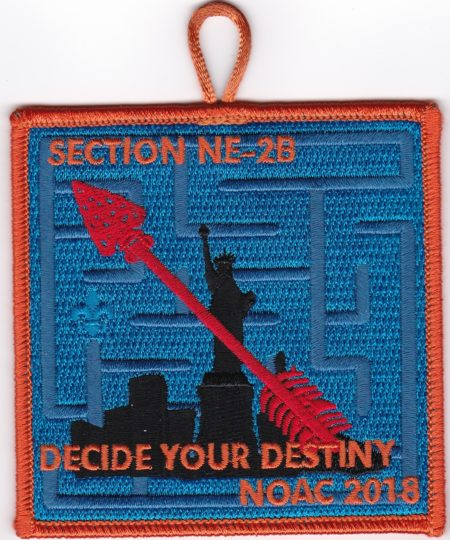 Section NE-2B 2018 NOAC Dangle