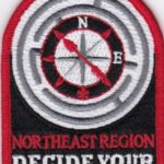 Northeast Region Order of the Arrow 2018 NOAC Dangle