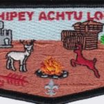 Tschipey Achtu Lodge #(95) Camp Cutler Flap S28